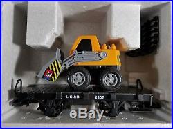 Lehmann G Scale Toy Train Starter Set 92782 in Original Box EXC. COND