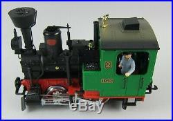 Lehmann-Gross-Bahn G Scale Train Set#72402 Original Box Included LGB Sound/Smoke