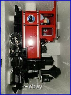 Lehmann LGB THE BIG TRAIN Starter Train Set in Original Box 25401 Caboose Engine