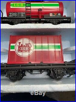 Lehmann LGB The Big Train Set