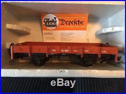 Lehmann LGB The Big Train Set 20512 Engine 2061