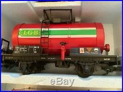 Lehmann LGB The Big Train Set 2061