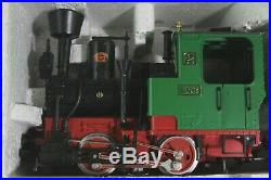 Lehmann Lgb 20301 G Scale Passenger Train Set With 8 Extra Tracks In Box