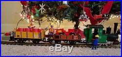 Lehmann Train Set Outdoor Action Set G scale no. 92785 Toy Train LGB Great Shape