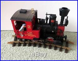 Lgb 20150 Us 150 Anniversary Big Train Complete Set
