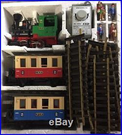 Lgb 20301 Passenger Train Set