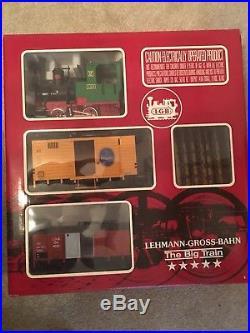 Lgb 20401 Big Train Set Complete