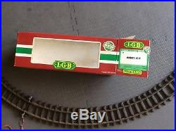 Lgb 21540 Christmas Santa Train Set