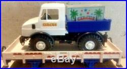 Lgb 21988 G Scale Circus Sensation Train Set In Original Box, Collector's Item