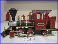 Lgb 72560 Christmas Chloe Santa Train Set Rare