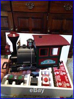 Lgb 92315 Disney Big Thunder Mountain Railroad Train Set Nib Rare G Scale