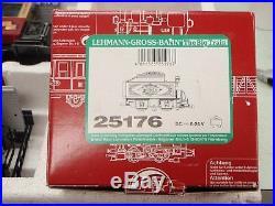 Lgb Christmas Train Set 72550 Holiday Gift Set
