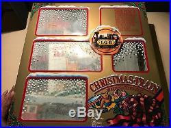 Lgb Christmas Trains Set #72555