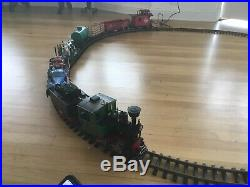 Lgb Chtistmas Train Set 1990s