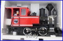 Lgb Lehmann Gross Bahn Lake George & Boulder Train Set 72411 Locomotive