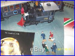 Lgb Lehmann-gross-bahn 23301 The Big Train Set 22301 & Book In Box
