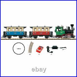 Lgb Passenger Train Starter Set Lgb L78307