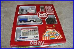 Lgb Vintage Train Set Circus # 21988