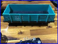 Lionel 8-81000 Gold Rush Special Model Train Set with Track & More (LOT-Z)