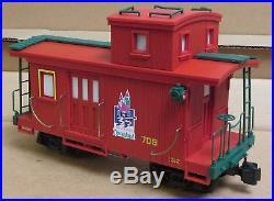 Lionel 8-81007 Disneyland 35th Anniversary G-Scale Train Set COMPLETE LNIB