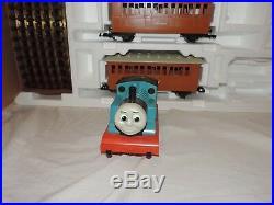 Lionel 8-81011 Thomas The Tank Engine & Friends Train set G scale