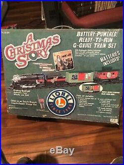 Lionel A Christmas Story G Gauge Train Set 2009 Original Target Exclusive