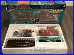 Lionel Disney Disneyland 35th Mickey Mouse G-scale (lgb Size) Train Set 8-81007