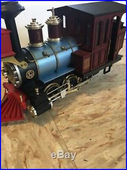 Lionel Gold Rush Special Electric Large Scale Train Set Nearly Complete Works