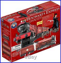 Lionel Harry Potter Hogwarts Express Train Set-G-Gauge BRAND NEW SALE reg$789