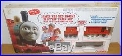 Lionel Large G Scale 8-81014 James Troublesome Trucks Train Set Thomas & Friends