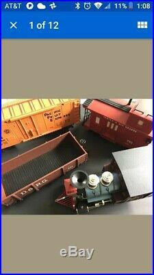 Lionel No. 101 Denver & Rio Grande Train Set