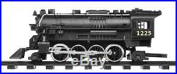 Lionel POLAR EXPRESS G GAUGE Train Set RARE Disappearing Hobo RETIRED 7-11022