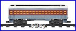 Lionel Polar Express Steam locomotive Powerful Train Set G-Gauge Best Gift Kid