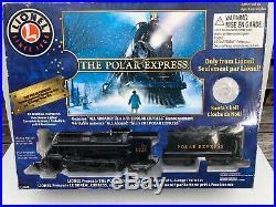 Lionel Polar Express Train Set G Gauge 711022 Christmas Train