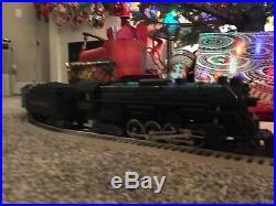 Lionel the polar express train set o gauge