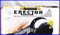 Meccano Erector Set Special Edition Train Set #0507 G Scale RARE HTF New Sealed