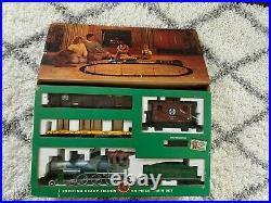 Mint In Box Bachmann's Radio Control BIG HAULER Train Set G SCALE EXCELLENT