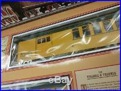New Bachmann Big Haulers Gold Hills Express, Christmas Tree Train Set