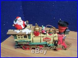 New Bright G #380 Holiday Express Animated Train Set Lv1136