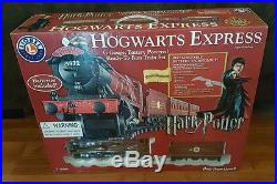 New Lionel Harry Potter Hogwarts Express G Gauge, Battery Powered train set
