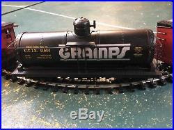 Original Bachmann Big Haulers ROCKY MOUNTAIN EXPRESS Train Set Rare Vintage