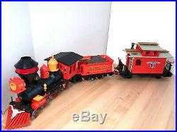 PLAYMOBIL Vintage Large Western Train Set. #4034 (incomplete). STEAMING MARY