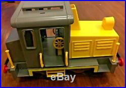 Playmobil 4024 Goods Train Set Diesel Tankard & Open Truck G Scale New