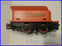 Playmobil 4033 Steaming Mary Western G Scale Working Train Set Original Box RARE