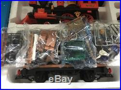 Playmobil 4034 Steaming Mary G-Scale Western Train Set Pacific Railroad Vintage
