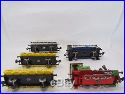 RARE Marklin Maxi 1 Gauge G Scale Delta Digital Tinplate Train Set Swiss Express