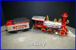 Rare 1986 New Bright'campbell's Soup' Train Set #0815c Tested And Works