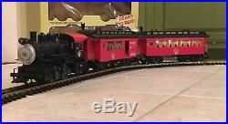 Rare ARISTO CRAFT Train Set Jack Daniels No. 7 129 Art-28199 G Scale Nice