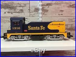 Set Of (2) USA Trains R22003 + R22004 Diesel Locomotives Emd Nw 2 Santa Fe Loco