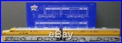 USA Trains 22400-1 Rio Grande Alco PA AB Diesel Locomotive Set EX/Box